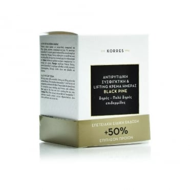 Black Pine Antiwrinkle Day Cream Anniversary Special Edition 60ml