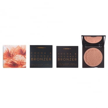 Cocoa & Coconut Bronzer 02 Warm Shade 10gr
