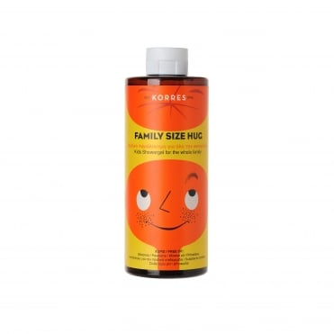 Family Size Hug Kids Showergel 400ml