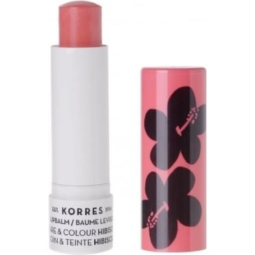 Lip Balm Care and Colour Hibiscus 5ml