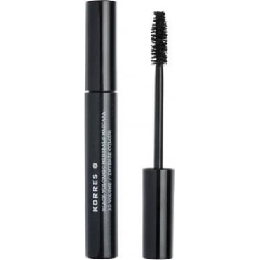 Mascara Black Volcanic Minerals 3D Professional Volume 8ml