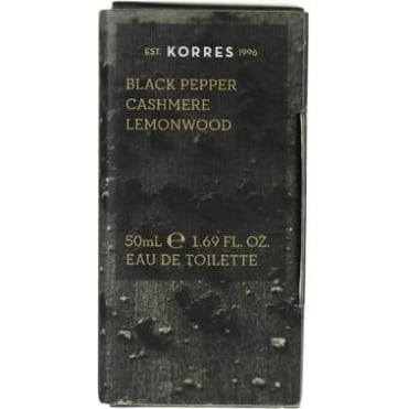 Men's fragrance Black Pepper Cashmere Lemonwood 50ml