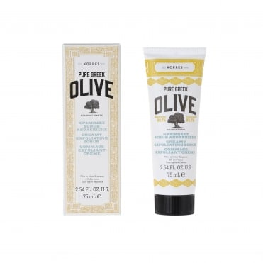 Pure Greek Olive Creamy Exfoliating Scrub 75ml