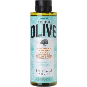 Pure Greek Olive Shine & Brilliance Shampoo Normal Hair 250ml