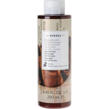 Vanilla & Cinnamon Showergel 250ml