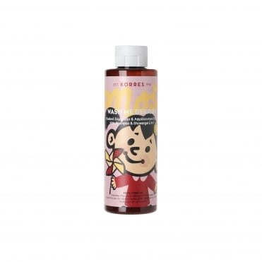 Wash Me Berries Kids Shampoo & Showergel 2in1 250 mL