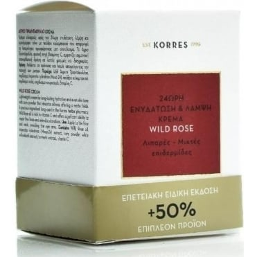 Wild Rose Cream for Oily/Combination Skin Anniversary Special Edition 60ml