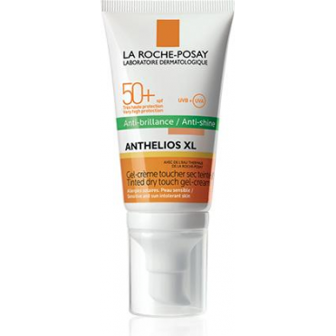 Anthelios Dry Touch Spf50+ Tinted Gel Cream 50ml