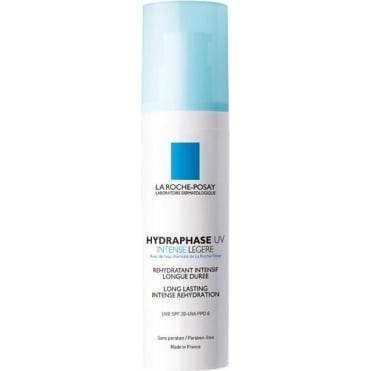 Hydraphase UV Intense Legere Long Lasting Intense Rehydration for Normal To Combination Skin SPF20 50ml