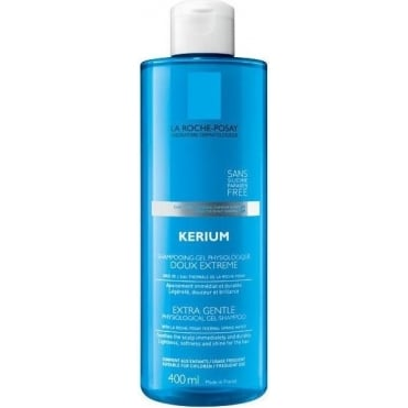 Kerium Extra Gentle Gel Shampoo 400ml
