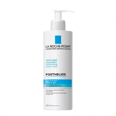 Posthelios Face and Body After Sun Gel 200-400ml