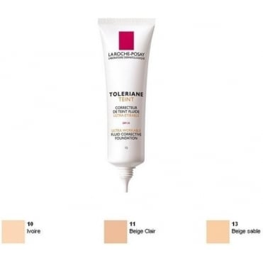 Toleriane Teint Ultra Workable Fluid Make-Up Spf25 30ml