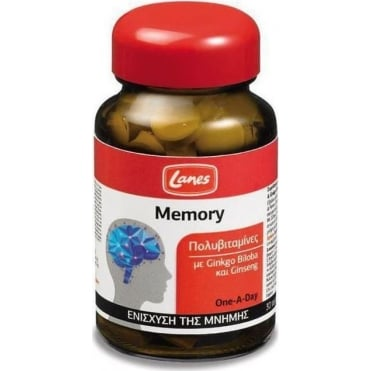 Memory Multivitamin 30tbs