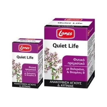 Quiet Life Herbal Sedative 100tbs