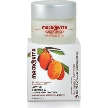 Active Formula 24hours Face Cream 40ml