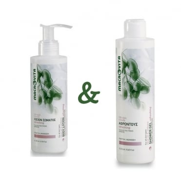 Body Lotion Refreshing 200ml & FREE Refreshing Showergel 250ml