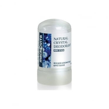 Natural Crystal Deodorant Stick Mini 60gr