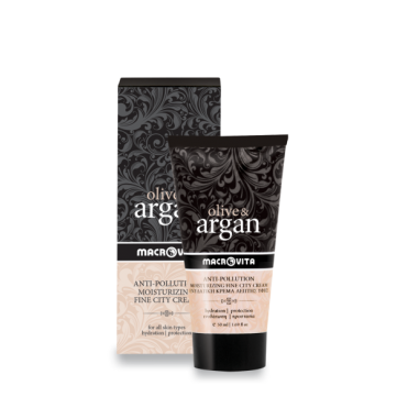Olive & Argan Anti-Pollution Moisturizing Fine City Cream 50ml