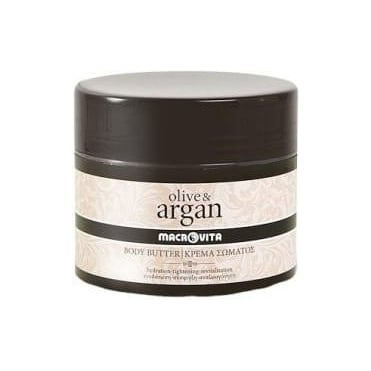 Olive & Argan Body Butter 200ml