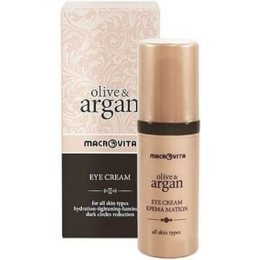 Olive & Argan Eye Cream 30ml