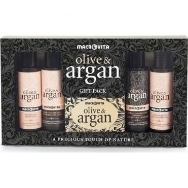 Olive & Argan Gift Pack 5pcs
