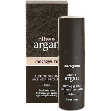 Olive & Argan Lifting Serum 30ml
