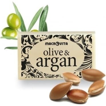 Olive & Argan Soap 50gr