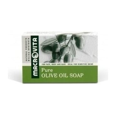 Pure Olive Oil Soap 125gr