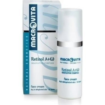 Retinol A+ω Face Cream (Dry To Dehydrated Skin) 30ml