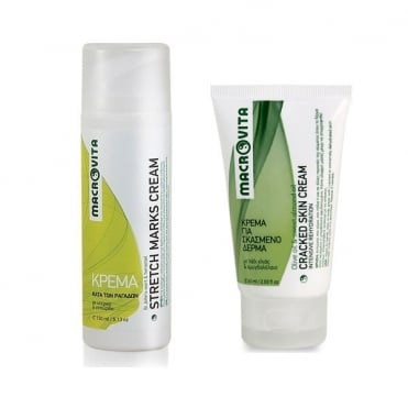 Stretch Marks 150ml & Cracked Skin Cream 100ml