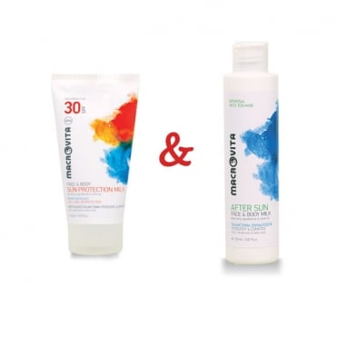 Sun Protection Face & Body Milk SPF30 150ml & FREE After Sun Face & Body Milk 150ml
