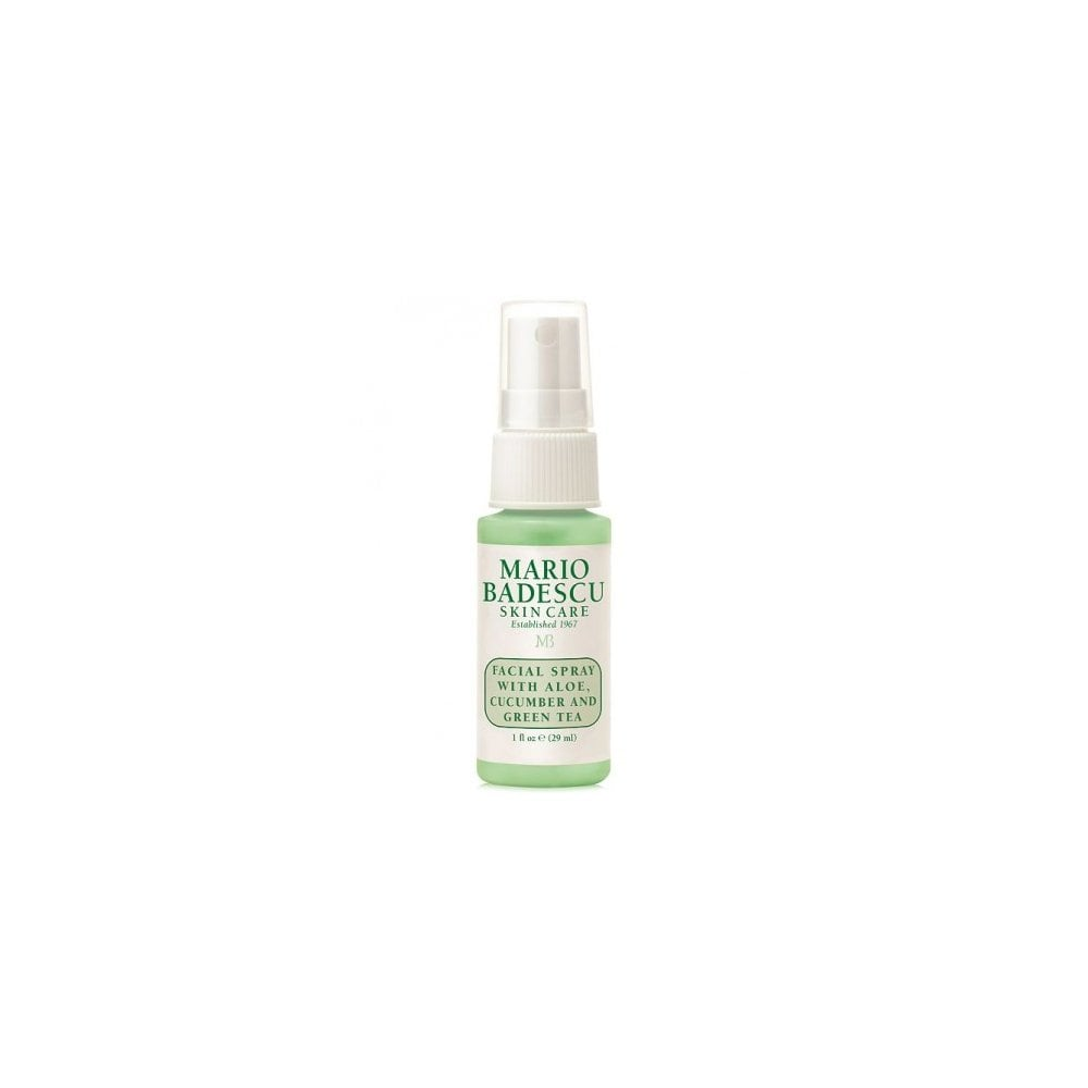 Facial Spray With Aloe Cucumber And Green Tea Travel Size 29ml