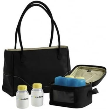 City Style Breastpump Bag