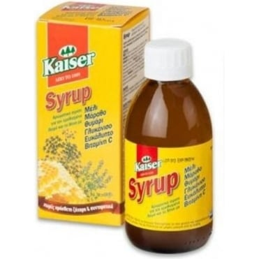 Kaiser Cough & Sore Throat Syrup 200ml