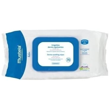 Bebe Dermo-Soothing Wipes 70τμχ