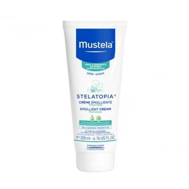 Stelatopia Emollient Cream 200ml