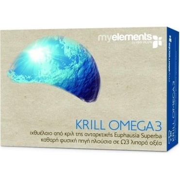 Krill Omega 3 30softgels