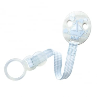 Ribbon for DUO Soother Baby Blue