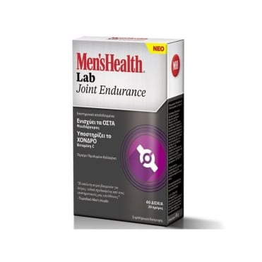 Men's Health Lab Joint Endurance 40tabs