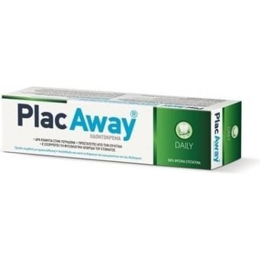Plac Away Daily Care Toothpaste 75ml