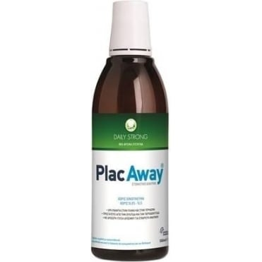 Plac Away Daily Strong Oral Solution 500ml
