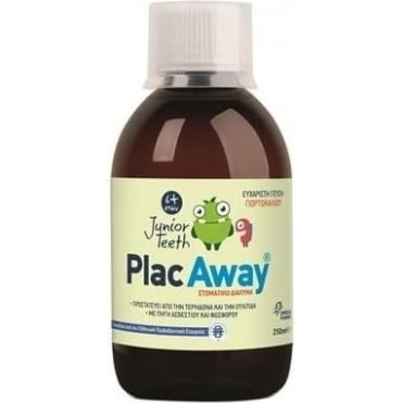 Plac Away Junior Oral Solution 250ml