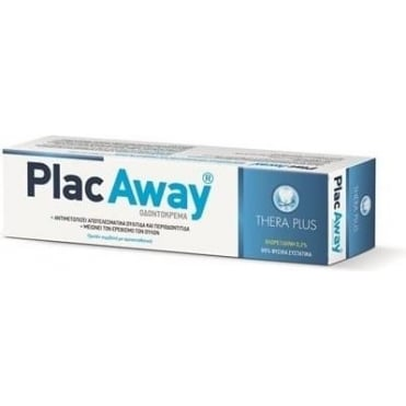 Plac Away Thera Plus Toothpaste 75ml