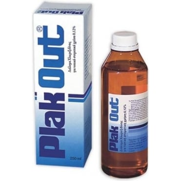 Plak Out Oral Solution 250ml