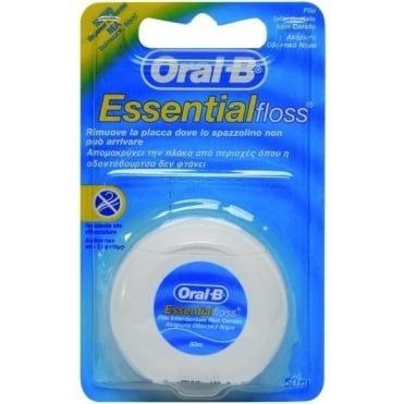 Essential Dental Floss without Wax 50m