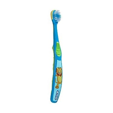 Kid's ToothBrush Stages