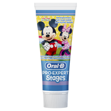 Kid's Toothpaste Expert Stages Disney 75ml