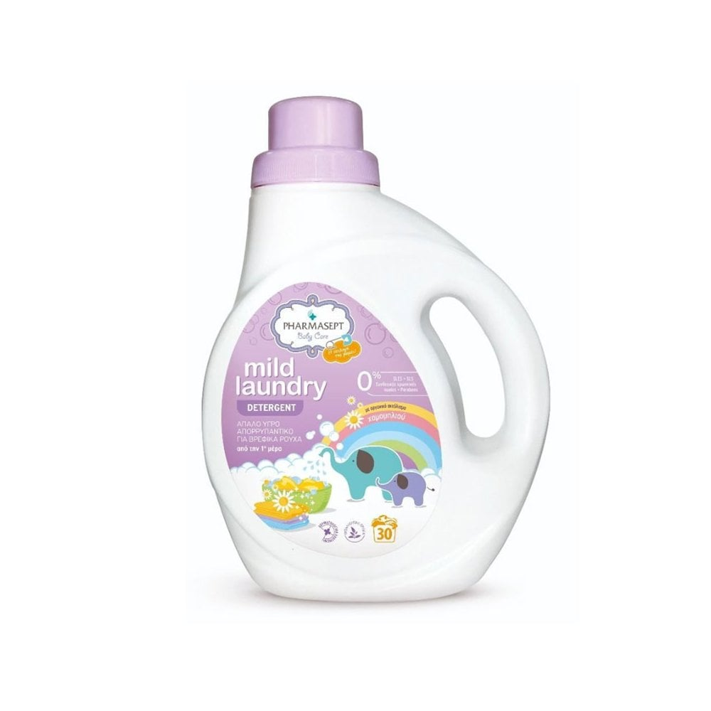 what is a mild detergent for clothes