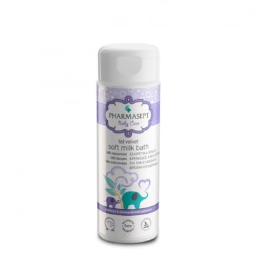 Tol Velvet Baby Soft Milk Bath 200ml