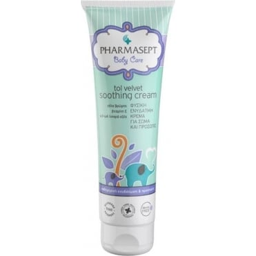 Tol Velvet Baby Soothing Cream 150ml